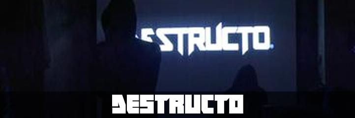 Destructo - Before Die Antwoord