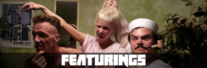 Featurings - Before Die Antwoord