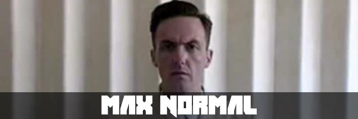 Max Normal - Before Die Antwoord