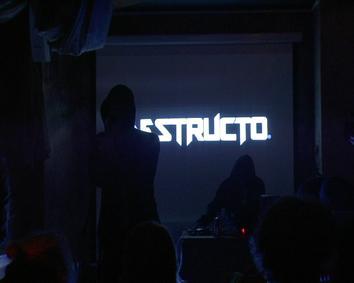 Die Antwoord - Destructo Live